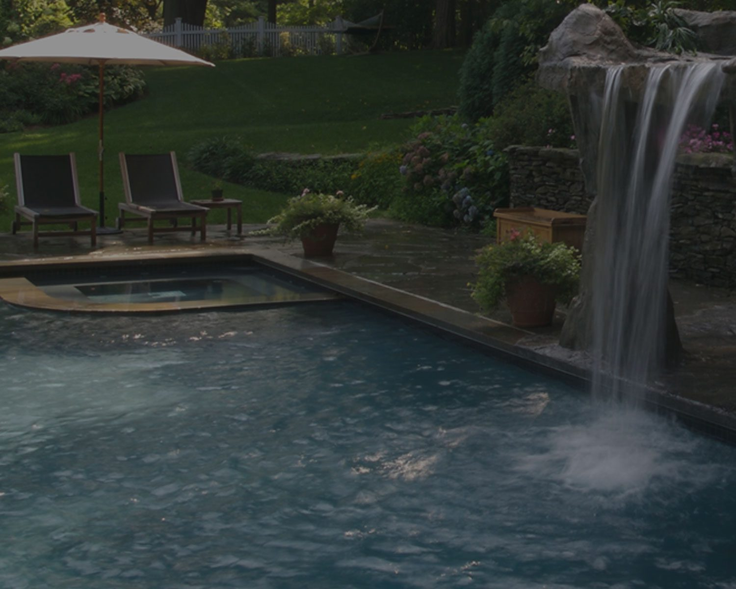 Outdoor Water Features In Long Island Ny